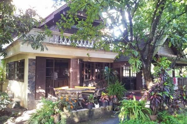 บ้านพร้อมที่ดิน เนื้อที่ 80 ตารางวา ราคา 4.9 ล้าน อ.เมือง จ.เชียงใหม่