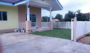 บ้านเดี่ยวสร้างใหม่ อ.หางดง เชียงใหม่ ราคา 1.5 ล้าน วิวสวย บรรยากาศดี