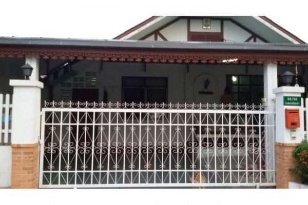 ขายบ้านในตัวเมืองเชียงใหม่ ใกล้แหล่งชุมชน สภาพดี ราคาถูก