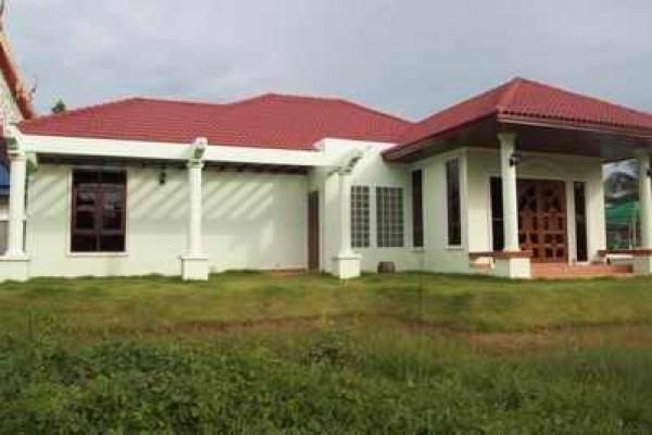 บ้านพร้อมที่ดิน 1 ไร่เศษ อ.ถลาง จ.ภูเก็ต ราคาถูก ทำเลดี ราคาไม่แพง