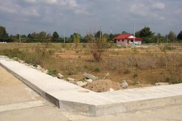 ขายที่ดินเปล่า 2 แปลงติดกัน (แบ่งขาย) ต.แม่ปูคา อ.สันกำแพง จ.เชียงใหม่ ราคาไม่แพง ถมเรียบร้อย เหมาะสร้างบ้าน